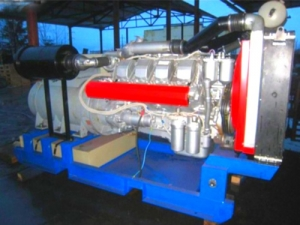 Дизельная электростанция WEILI GF250