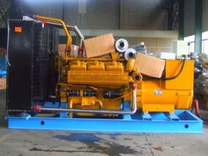 Дизельная электростанция WEILI GF400