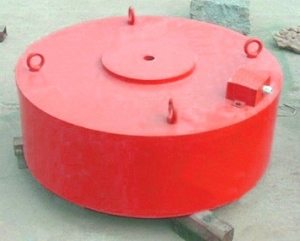 Электромагнитный железоотделитель серии RCD