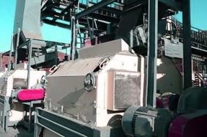 Сухой магнитный сепаратор серии CTXG