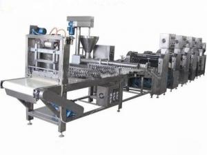 Линия для производства рыбных пельменей SSS-R400