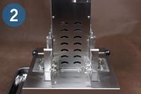 Автоматический станок для производства шоколадной стружки