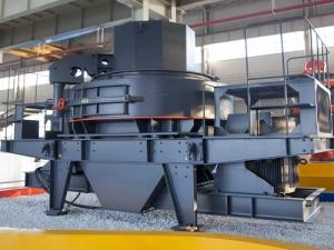 Дробильные установки VSI серии В-7611