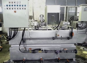 Станция приготовления флокулянта XUNJ-3000