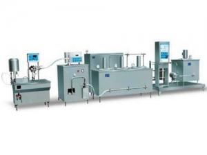 Линии для производства мороженого XBL500/XBL1000