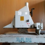 Пила циркулярная MAS MJ-153 c автоматической подачей