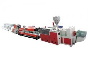 Линия по производству гофротрубы FTBW50-90PE 50/90мм