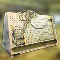 Пресс вайма для склейки изделий из древесины MH-2324 б/у